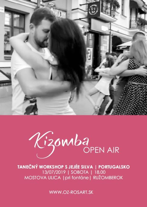 KIZOMBA OPEN AIR